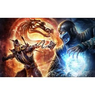 Постер Mortal Kombat A3 03