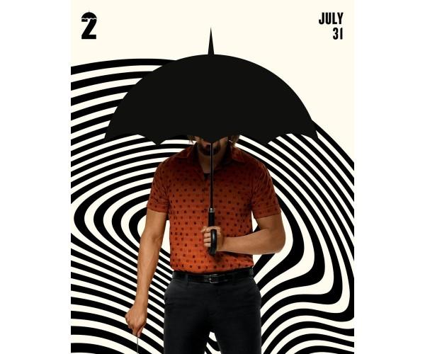 Постер Академія Амбрелла Umbrella Academy А3 16