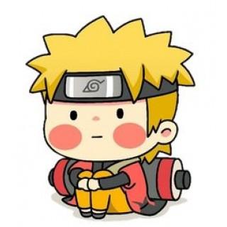 Стікер Наруто Naruto 04