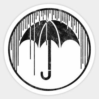 СтікерThe Umbrella Academy