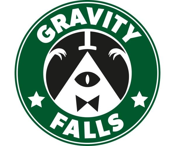 Стікер Gravity Falls 01