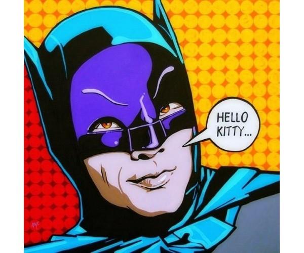 Стікер Batman 01