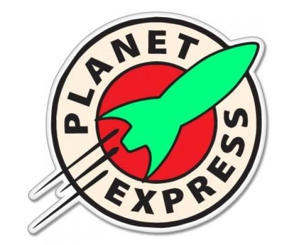 Стікер Planet-Express