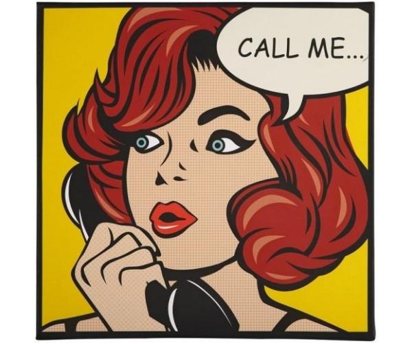 Стікер Call Me