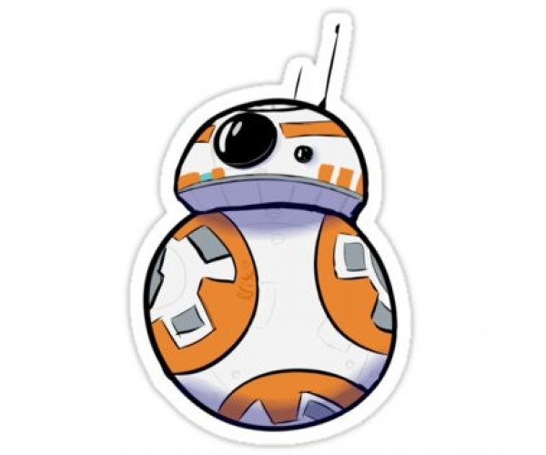 Стікер BB-8