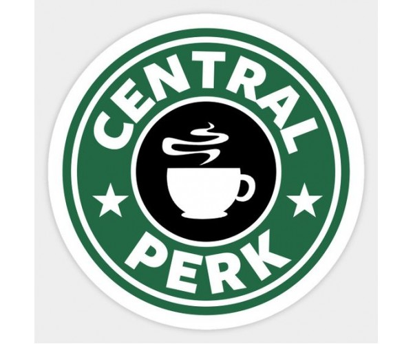 Стікер Central Perc