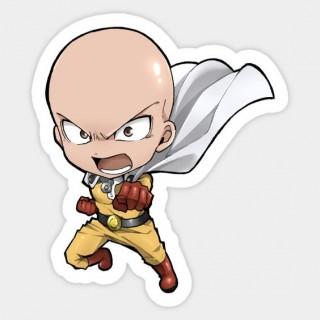 Стікер One-Punch Man 02