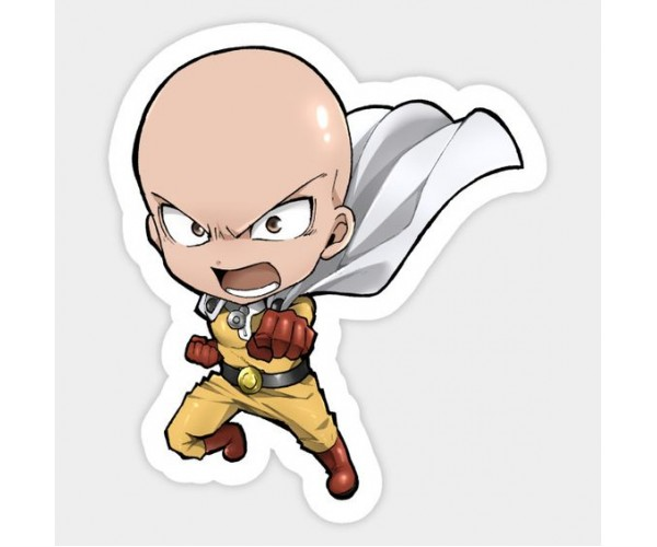 Стікер One-Punch Man 02