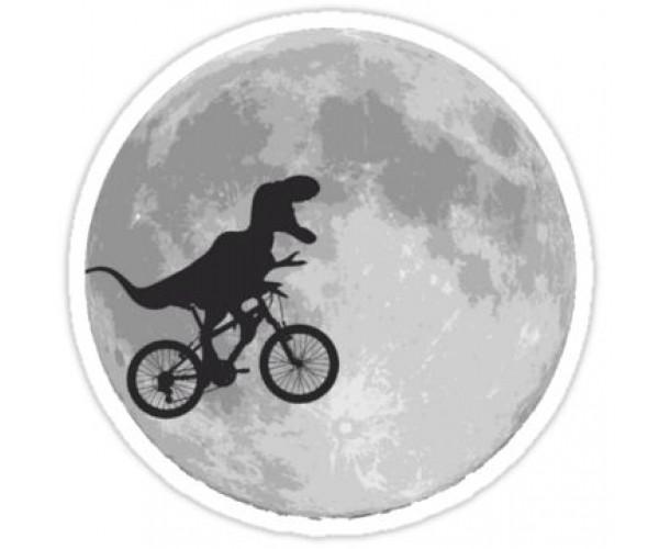 Стікер Тиранозавр