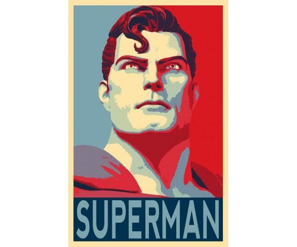 Стікер Супермен 04
