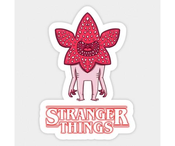Стікер Stranger Things 08