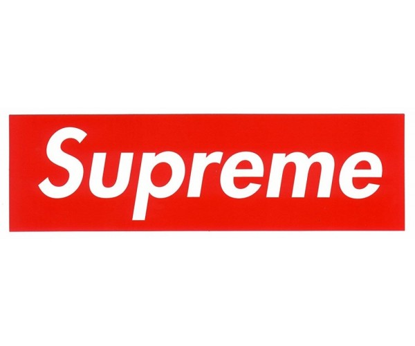 Стікер Supreme 02