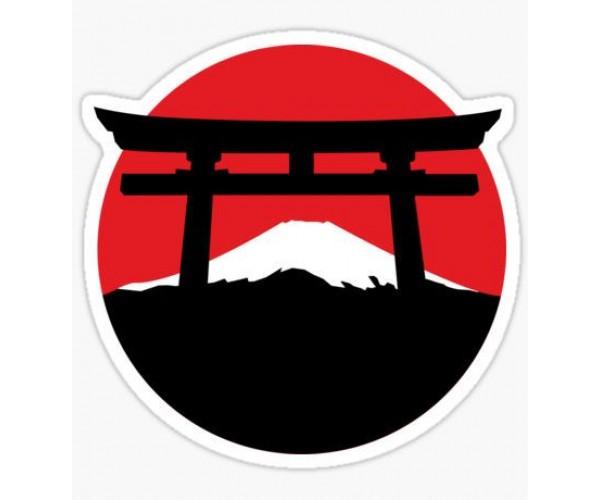 Стікер Японія 01