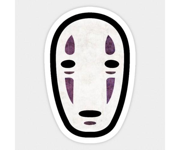 Стікер No-Face - Spirited