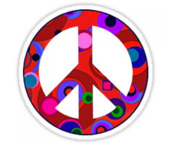 Стікер Peace