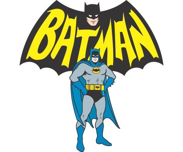 Стікер Batman 03