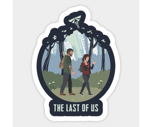 Стікер The Last of Us 02