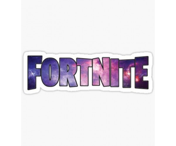 Стікер Fortnite Фортнайт 02