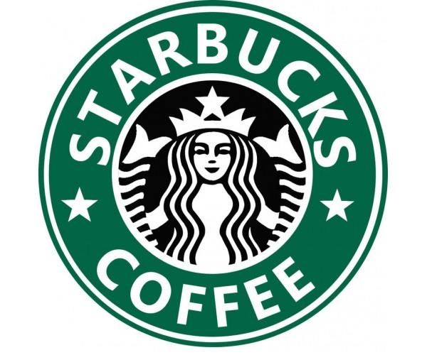 Стікер Starbucks