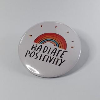 Магніт Radiate Positive