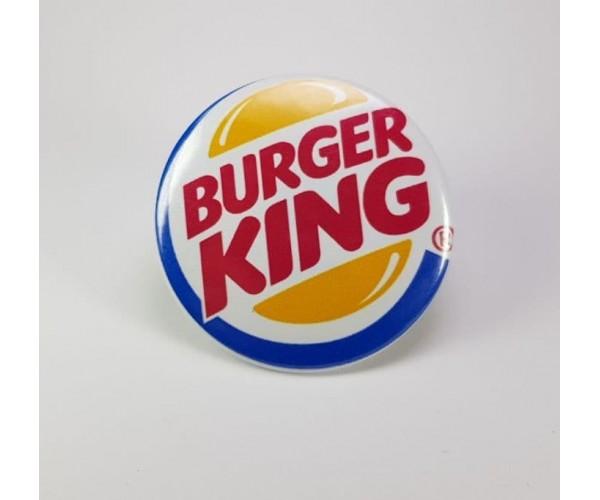 Значок Burger King