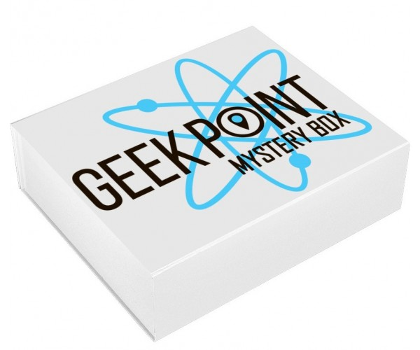 Geek-Point Mystery Box (premium BOX)