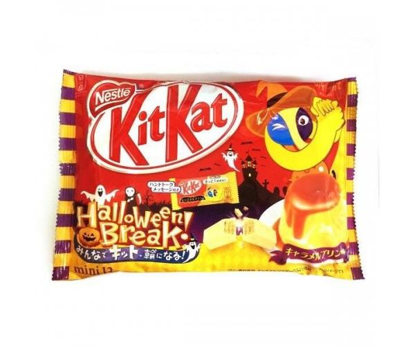 Kitkat - Гарбузовий пудинг