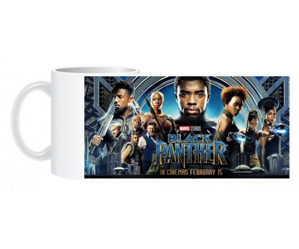 Чашка  Чорна Пантера