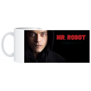 Чашка Містер Робот