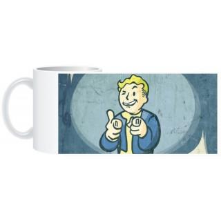 Чашка Fallout