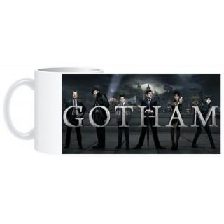 Чашка Готем