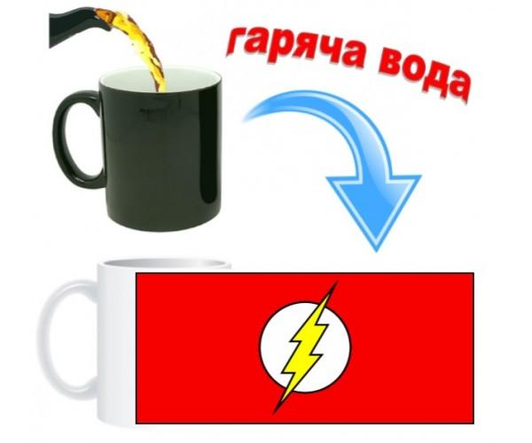 Чашка  Флеш