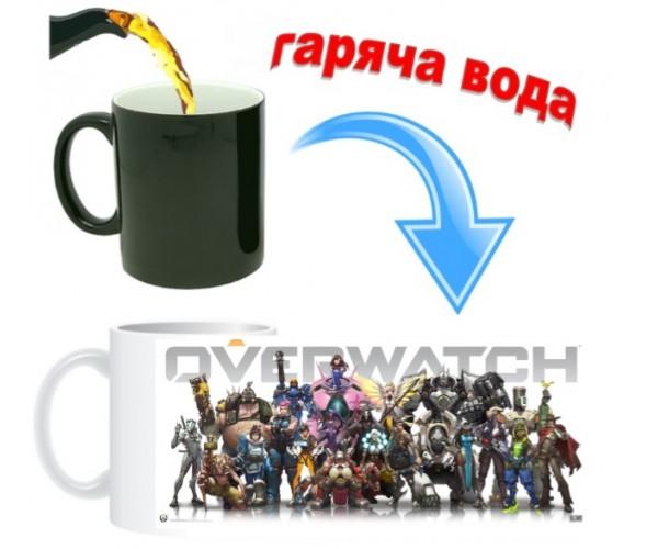 Чашка  Овервоч