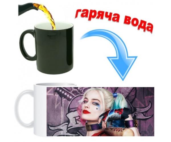 Чашка Харлі Квін