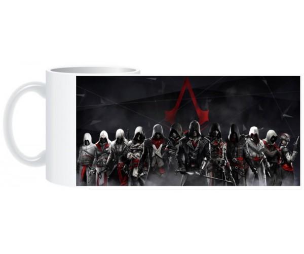 Чашка Assassin's Creed
