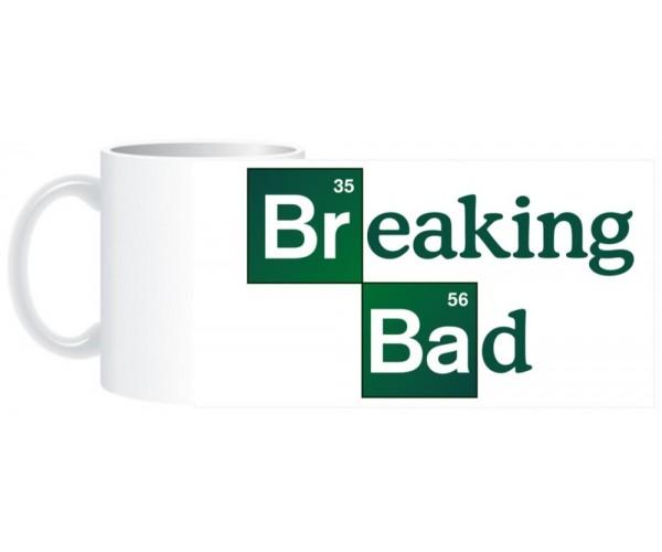 Чашка Breaking Bad