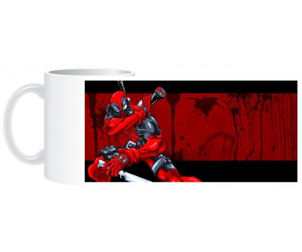 Чашка Deadpool