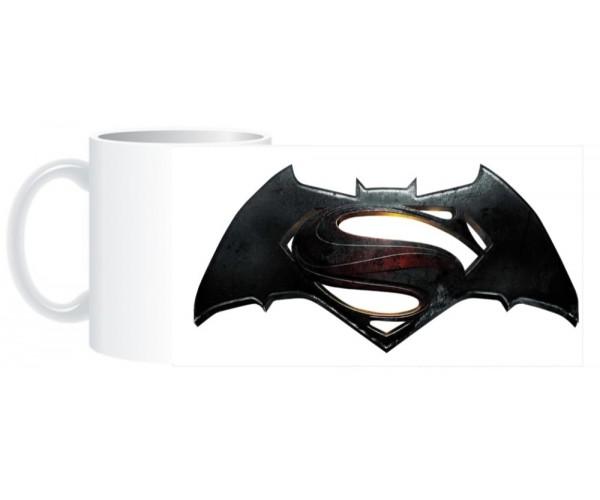 Чашка Batman v Superman