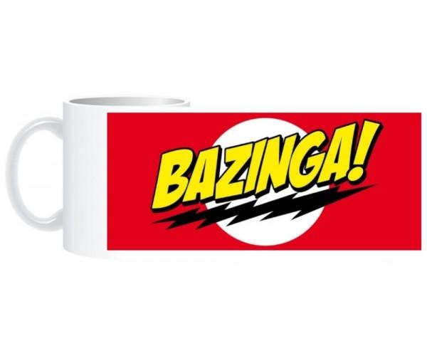 Чашка Bazinga