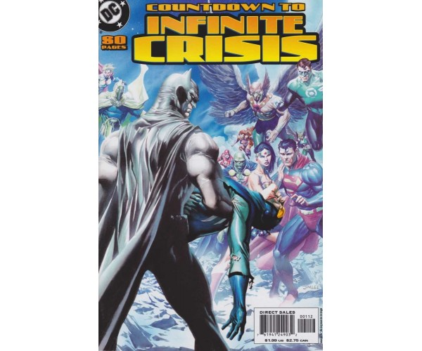 Countdown to Infinite Crisis #1