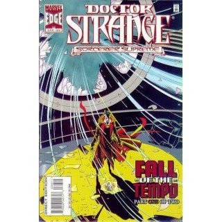 Doctor Strange Fall of the Tempo #1