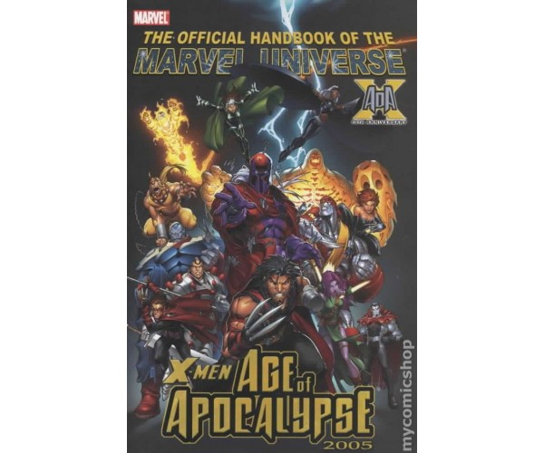 x men age of apocalypse