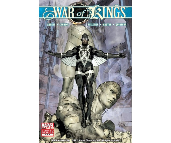 War of the kings 4 of 6