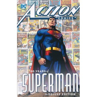 80 Years Of Superman HC
