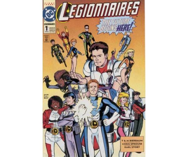 Legionnaries #1