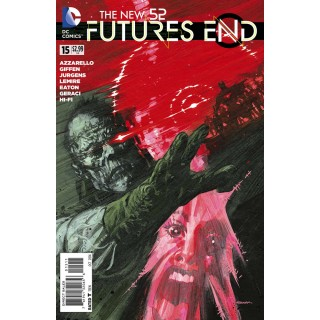 The New 52: Futures End #15
