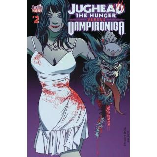 Jughead The Hunger Versus Vampironica #2