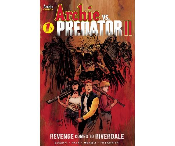 Archie vs Predator II #1