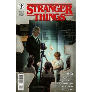 Stranger Things Six #2
