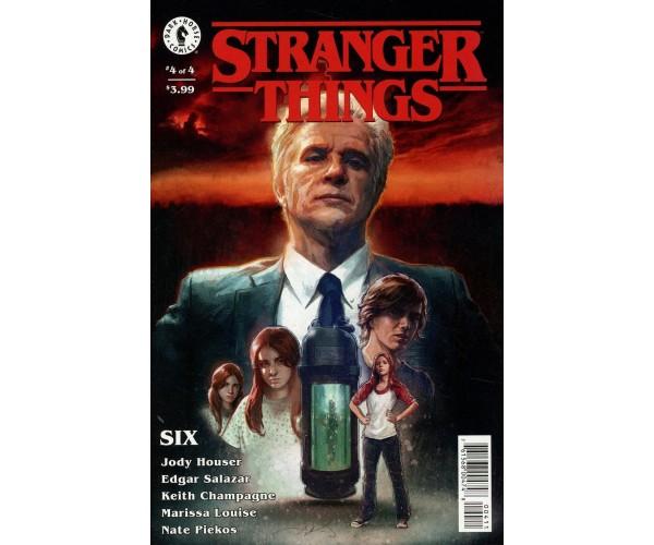 Stranger Things Six #4